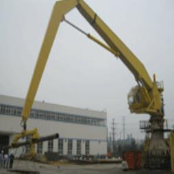Offshore Deck Knuckle Boom Cranes for Drilling Rigs