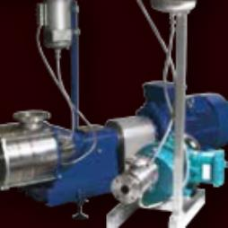 Multi stage High Shear Inline