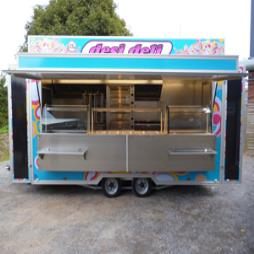 Catering Trailers for Shows