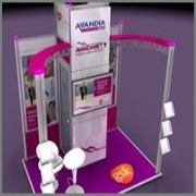 Exhibition Management service