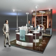 Bespoke Exhibition Stand Construction