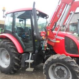 ZETOR PROXIMA65 C/W LOADER 10YEAR 1700HRS