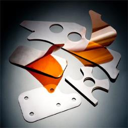 Laminated, Peelable Shims