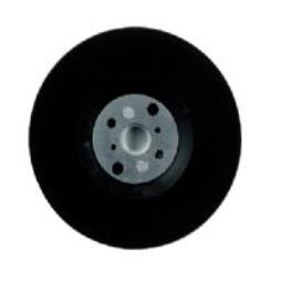 Backing Pads with Retaining Nut for use on ANGLE GRINDERS.