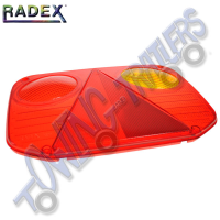 Radex 2800 Lens Righthand For LU652Q