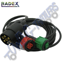 Radex 6m Wiring Harness & Connectors