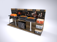 Fully Integrated Design and Project Management for POS and POP Systems