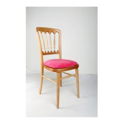 Natural Bentwood Banquet Chairs