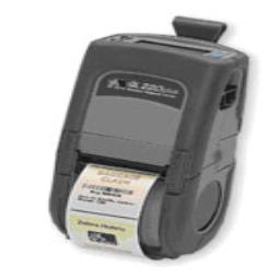 """Zebra QL220 plus Mobile 2"""" Cable only printer with battery / CPCL"""
