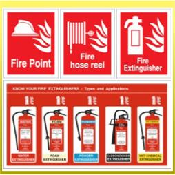 Fire Health and Safety Signs Southampton