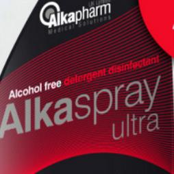 Alkaspray Ultra Alcohol Free Professional Disinfectant Cleaner