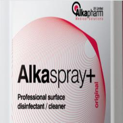 Alkaspray+ Professional Surface Disinfectant / Cleaner
