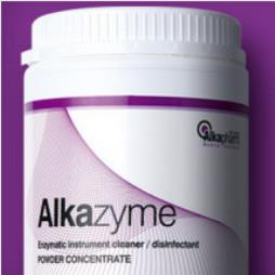 Alkazyme Enzymatic Instrument Cleaner / Disinfectant
