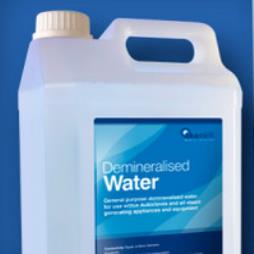 High Quality Demineralised Water