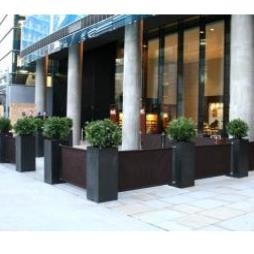 Exterior landscaping and grounds maintenance in Leicester