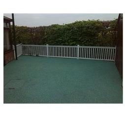 Swimming Pool Surround Safety Flooring