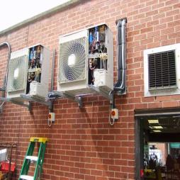Office Air Conditioning in Nottingham and Derby