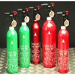 FFE Fire Extinguishers for Aircraft Cabin Compartments