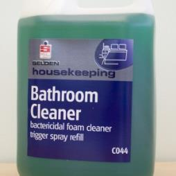 C044 Bathroom Cleaner 5LT x 4