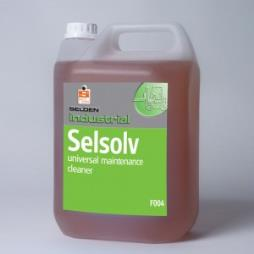 F004 Selsolv 5LT x 4 Universal Maintenance Cleaner