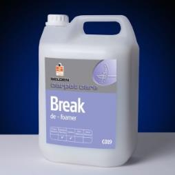 C019 Break 5LT x 4 De-Foamer