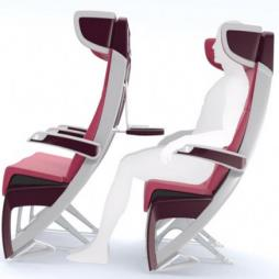 Sabre Economy Class Airline Seat