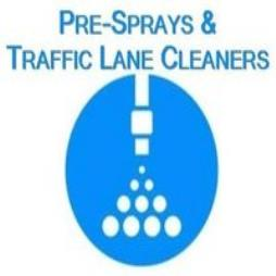 Pre-Sprays & Traffic Lane Cleaners