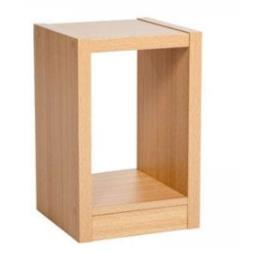 Wooden Cube Storage Unit