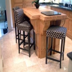 Patterned Bar Stool Supplier in Wales