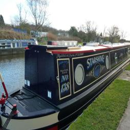 Made to measure narrowboats in Cheshire