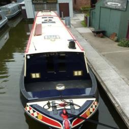 Macclesfield Canal Luxury Boat Hire
