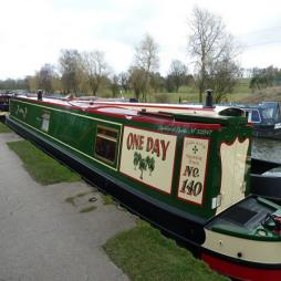 Narrowboat Build in Cheshire