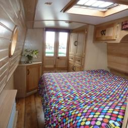 Narrowboat Design and Build in Cheshire