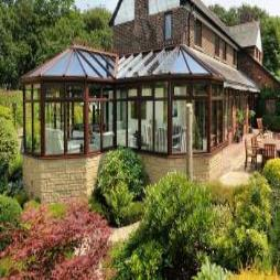 P Shaped Wentworth Conservatories