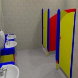 Washroom Fit-Out, Washroom Cubicles, Design and Install Belfast