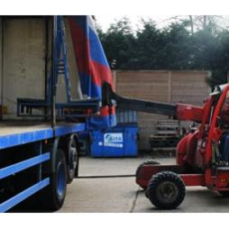 Glass Shipping At Hunts Transport