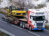 Farm Machinery Haulage UK