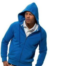 Race Hooded Sweater from Slazenger, Available At Clothes-Line Direct