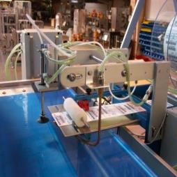 Vac Apply Servo Label Applicators