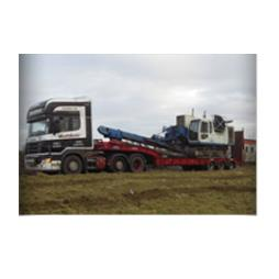 Machinery Haulage in Cornwall