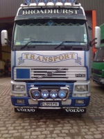 General Road Haulage Services