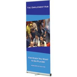 Z800 Low Cost Quality Roller Banner Stand