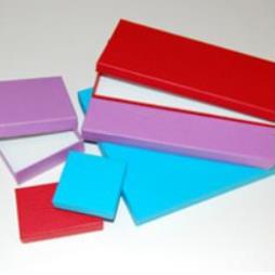 Jewellery Boxes - Coloured Board