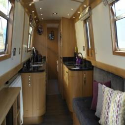 Narrowboat For Sale: Aqua Life with Sponsorship Opportunity