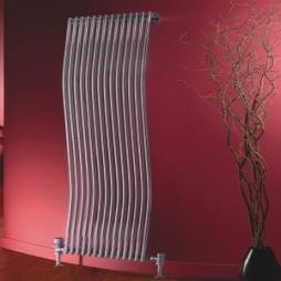 Rimini Wave Coloured Stylish Designer Radiator