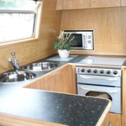 Galley Equipment for Narrow Boats