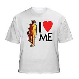 Personalised I Love Me T-Shirt