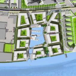 Large Residential Area Planning