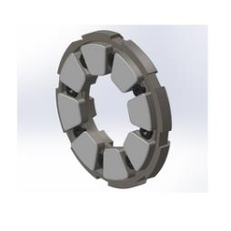 M Series Modular Thrust Bearings