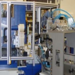 Pad Printing Systems for Syringes